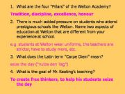 Dead Poets Society Content questions by scarykerry (SOURCE: eslprintables.com)