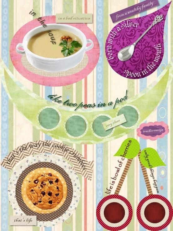 food idioms2