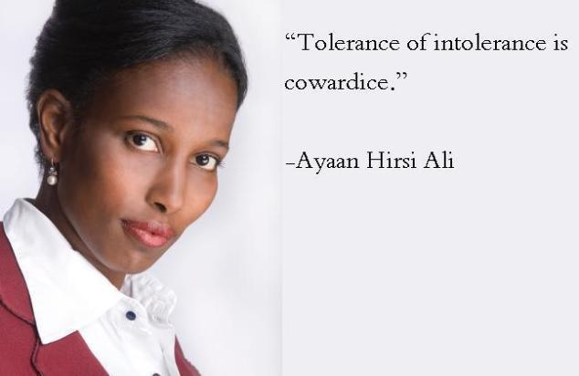 Tolerance of Intolerance