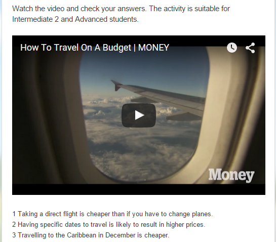 How To Travel On A Budget (SOURCE: mythatsenglish.blogspot.gr)