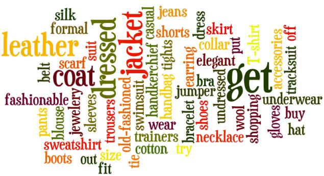 Describing People And Clothes Chestnut Esl Efl