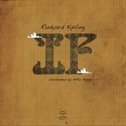 ILLUSTRATED BOOK RUDYARD KIPLING/ IF STUDENT PROJECT