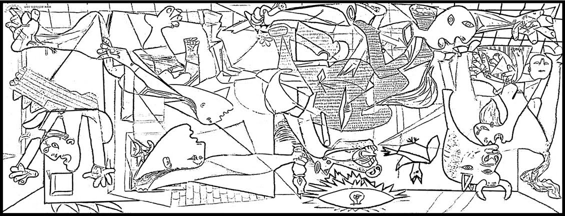 art essay guernica Free college essay guernica guernica pablo picasso's painting entitled guernica has been called a masterpiece of modern art since its first appearance.
