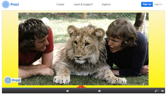 A Lion Called Christian Movie Online