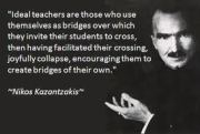 Nikos Kazantzakis quotes (SOURCE: thinkexist.com)