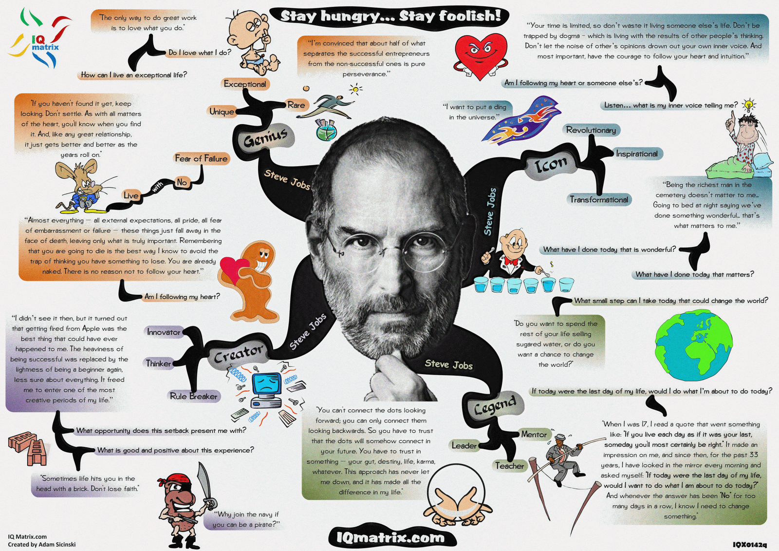 steve jobs a life of innovation invention chestnut esl efl from