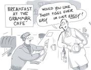 GRAMMAR CAFE