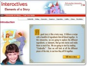 INTERACTIVES-Elements of a story: CINDERELLA (SOURCE: learner.org)