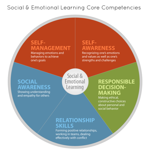 What is Social and Emotional Learning (SEL)? (SOURCE: casel.org)
