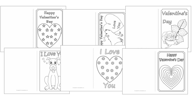 Valentine's Day Teaching Resources (FREE DOWNLOAD) SOURCE: sparklebox.co.uk