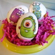 Egg'cited About Easter POSTED  BY 2BUSYBRUNETTES- click to view instructions