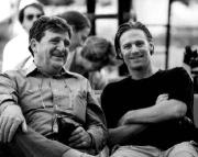Bryan Adams with his father  (SOURCE: bryanadams.org)