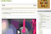 Camden Fashion- WATCH VIDEO & DO ONLINE ACTIVITIES (SOURCE: learnenglish.britishcouncil.org)