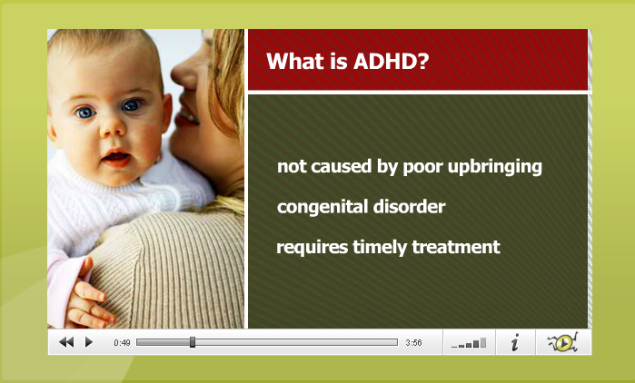What is ADHD? (SOURCE:explania.com)