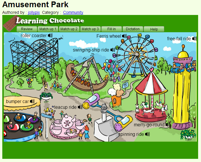 Learning About Amusement Parks on Summer Olympics Worksheets Free Printables Education Com