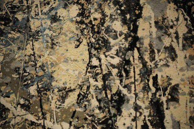 Jackson Pollock- Lavender Mist